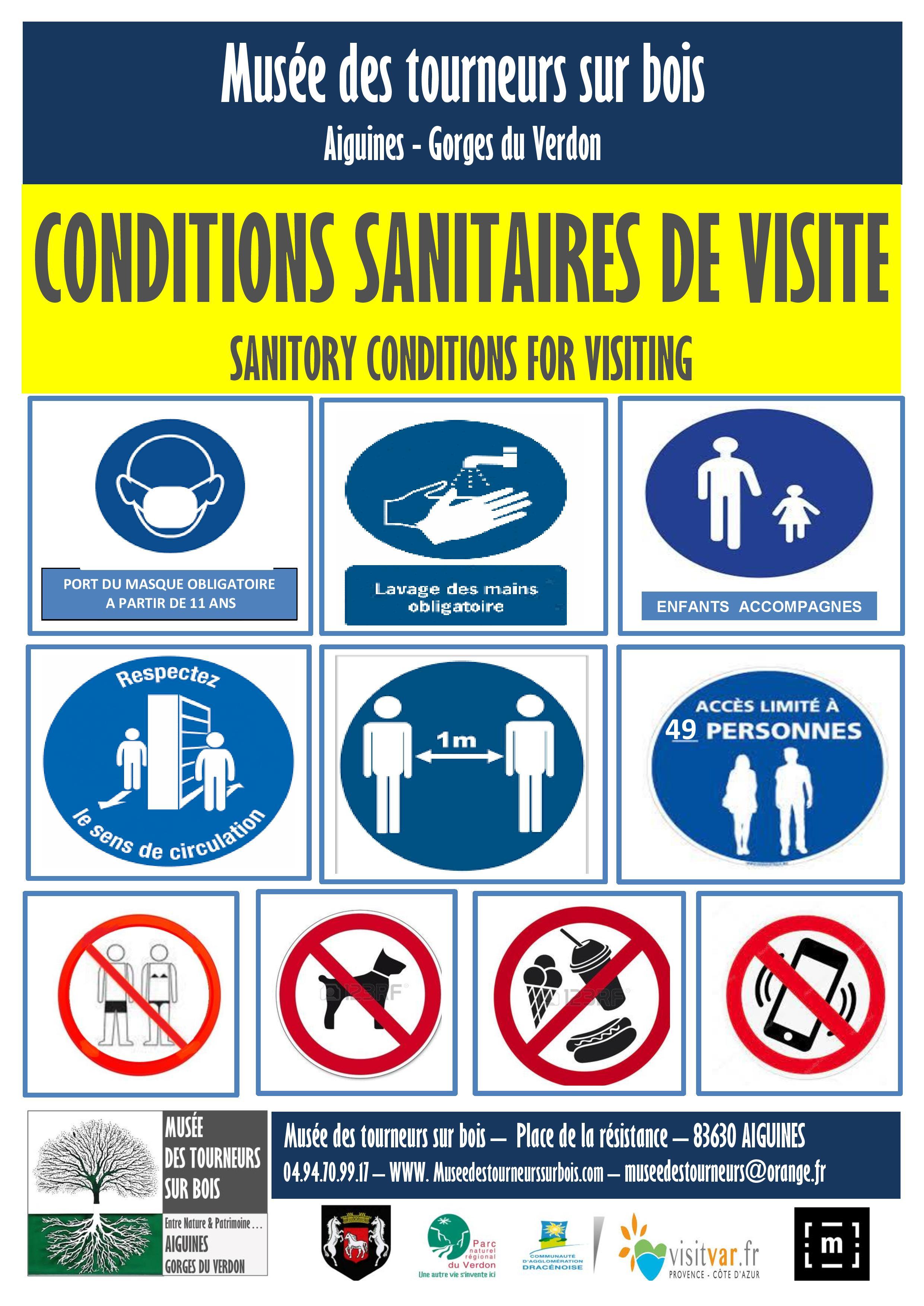231 CONDITIONS SANITAIRE DE VISITE 2021 - Copie-page-001